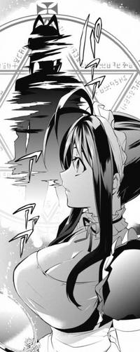 Mai Natsume, Truth Grimoire