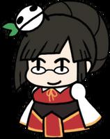 Litchi Faye-Ling (Chibi)
