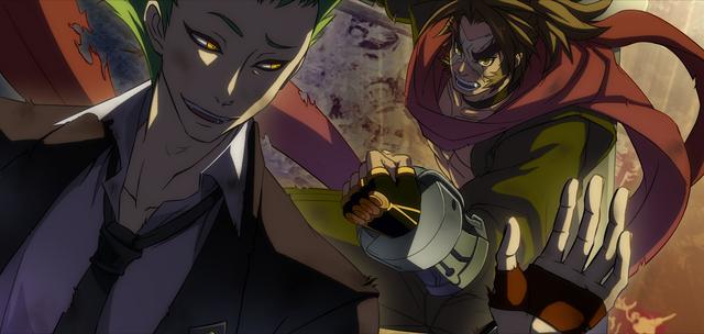 File:Bang Shishigami (Continuum Shift, Arcade Mode Illustration, 1).png
