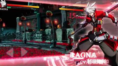 BlazBlue Revolution Reburning (Trailer, 1)