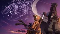 Bang Shishigami (Continuum Shift, Story Mode Illustration, 4)
