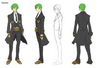 Hazama (Concept Artwork, 1)