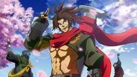 Bang Shishigami (Continuum Shift, Story Mode Illustration, 1)