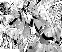 BlazBlue Variable Heart (Chapter 17, page 24-25, Frame 3)