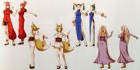 Kagura Mutsuki (Concept Artwork, 8)