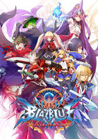 BlazBlue Centralfiction (Cover)