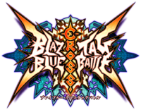 BlazBlue Cross Tag Battle (Logo)