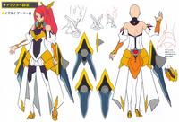 Izayoi (Concept Artwork, 1)