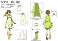 Hinata Himezuru (Concept Artwork, 9)