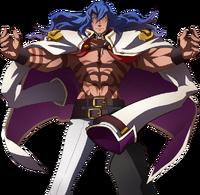 Azrael (Story Mode Artwork, Pre Battle)