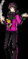Ripper (Character Artwork, 2, Type B)