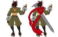 Bang Shishigami (Concept Artwork, 3)