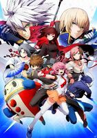 BlazBlue Cross Tag Battle (Special Edition Poster)