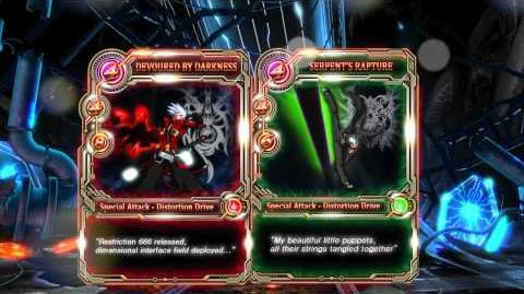BlazBlue Battle Cards E3 2014 Teaser Trailer iOS