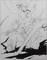 Genesis of Blue Blaze (Concept Artwork, 5)