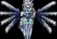 Nu-13 (Story Mode Artwork, Pre Battle)