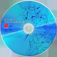BlazBlue Song Interlude III (Disc)