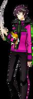 Ripper (Character Artwork, 2, Type D)