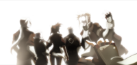 Bullet (Chronophantasma, Arcade Mode Illustration, 2, Type A)