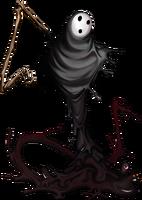Arakune (Calamity Trigger, Character Select Artwork)