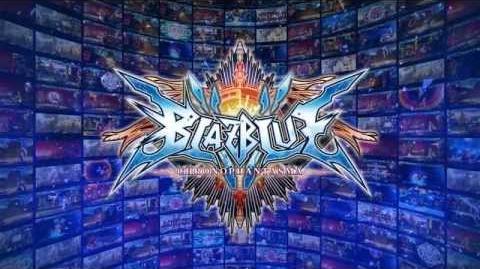 BlazBlue Chronophantasma (Arcade Opening)
