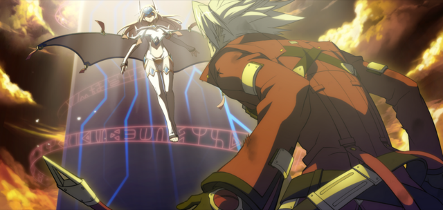 File:Ragna the Bloodedge (Continuum Shift, Arcade Mode Illustration, 2).png