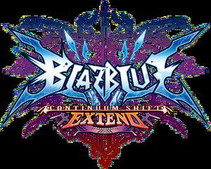 BlazBlue Continuum Shift Extend (Logo)