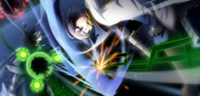 Hibiki Kohaku (Centralfiction, arcade mode illustration, 5)