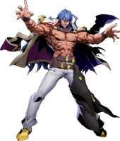 Azrael (BlazBlue Cross Tag Battle, Character Select Artwork)