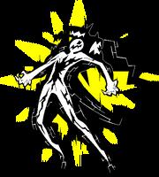 Susanoo (Sprite, electrocuted)