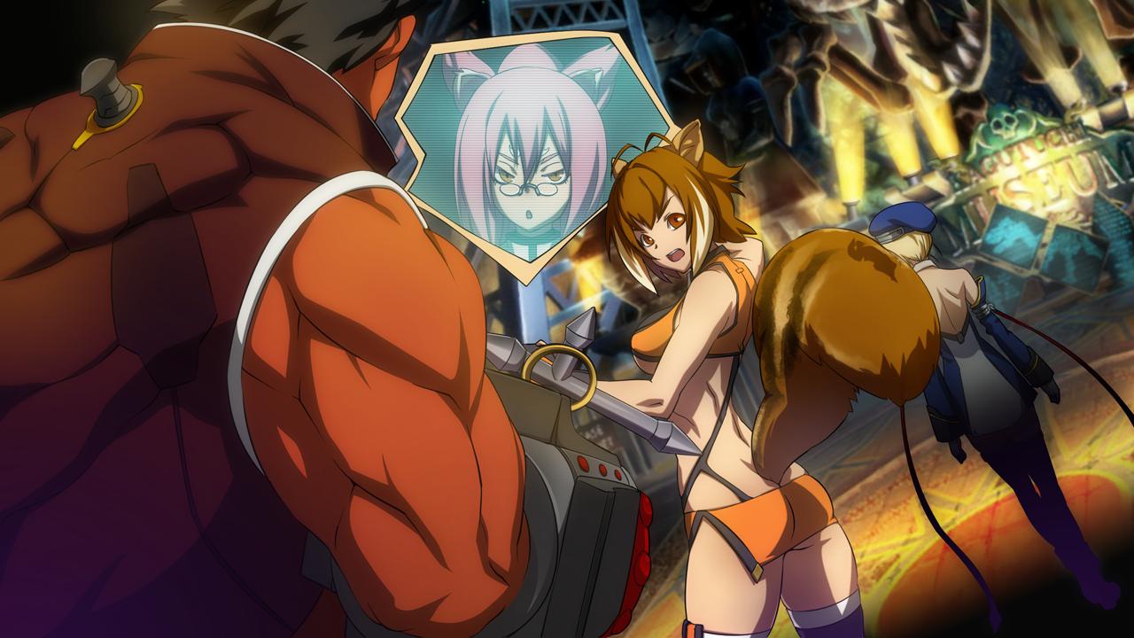 Makoto Nanaya (Story Mode Illustration, 3)