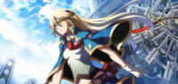 Noel Vermillion (Chronophantasma, Arcade Mode Illustration, 3)