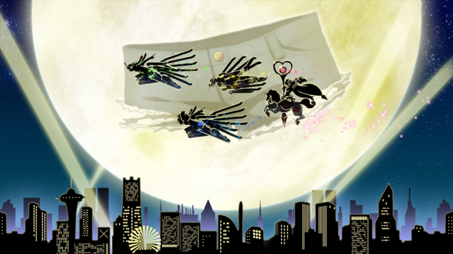 File:Gag Reel (Chronophantasma Extend, Story Mode Illustration, 9, Type A).png