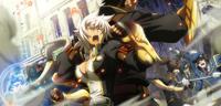 Bullet (Centralfiction, arcade mode illustration, 2)