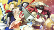 BlazBlue Continuum Shift Material Collection (Illustration, 109)