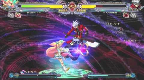 BlazBlue Continuum Shift (Announcement of third DLC character)