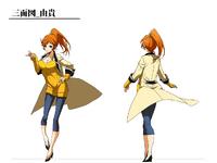 Yuki Himezuru (Concept Artwork, 1)