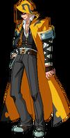 Yūki Terumi (Sprite)
