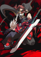 BlazBlue Continuum Shift Material Collection (Illustration, 11)