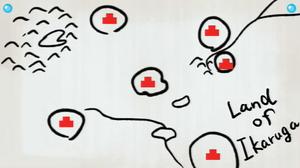 Map of Ikaruga