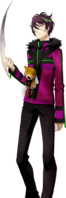 Ripper (Character Artwork, 2, Type F)