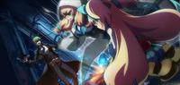 Platinum the Trinity (Chronophantasma, Arcade Mode Illustration, 1)
