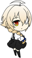 Es (Lost Memories, Chibi)