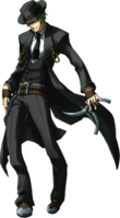 Hazama (Continuum Shift, Character Select Artwork, 2)