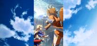 Makoto Nanaya (Chronophantasma, Arcade Mode Illustration, 4)