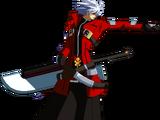 Ragna the Bloodedge/Move List