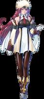 Tsubaki Yayoi (Alternative Dark War, Character Artwork)