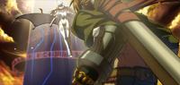 Bang Shishigami (Continuum Shift, Arcade Mode Illustration, 2)