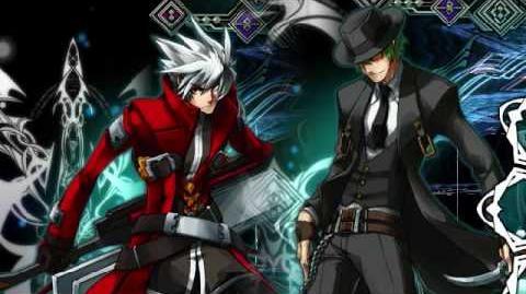 BlazBlue Continuum Shift OST - Ragna vs Hazama theme - Nightmare Fiction