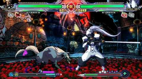 BlazBlue Continuum Shift (Announcement of second DLC character)